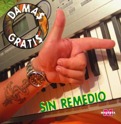 Tapa del disco: Sin Remedio